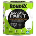 Farba wewnętrzna SMART PAINT 2.5 l Biały w szampańskim nastroju BONDEX
