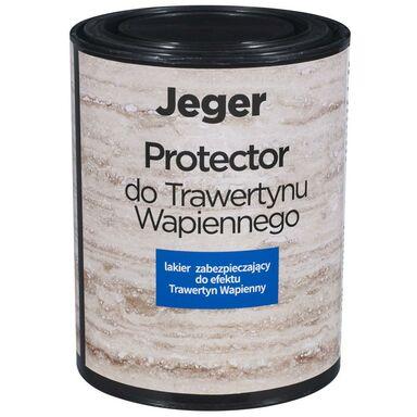Lakier zabezpieczający PROTECTOR do trawertynu wapiennego 1 l Satynowy JEGER