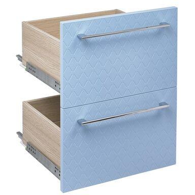 Szuflada do mebli łazienkowych (modułowych) REMIX STRUKTURA 45 X 46 SENSEA