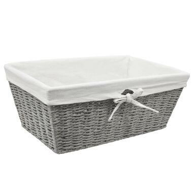Koszyk na akcesoria łazienkowe NICE SEPIO