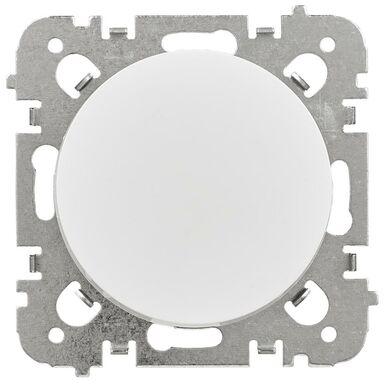 Włącznik pojedynczy z podświetleniem Ardea Biały LEXMAN