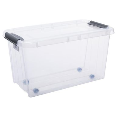 Pojemnik PRO BOX 70 L 39.5 x 72.5 x 39 cm PLAST TEAM