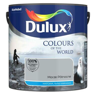 Farba wewnętrzna KOLORY ŚWIATA 2.5 l Morze Północne DULUX