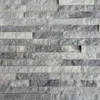 Kamień naturalny Silver Grey Wall Crazy  40 x 10 cm 0.44 m2 Knap