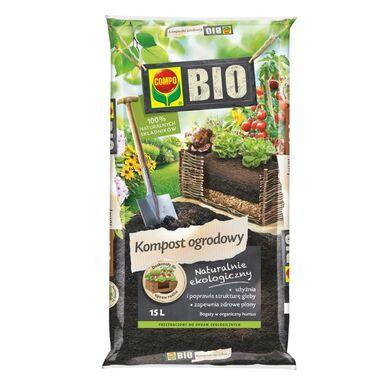 Kompost ogrodowy 15 l COMPO BIO
