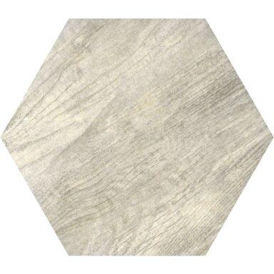 Gres szkliwiony HEXAGON J.BRĄZ 15 X 17.3 CERAMIKA PILCH