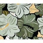 Panel kuchenny szklany kwiaty Dubiel Vitrum