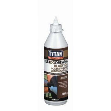 Klej do drewna D4 PB-350 0.8 kg poliuretanowy TYTAN