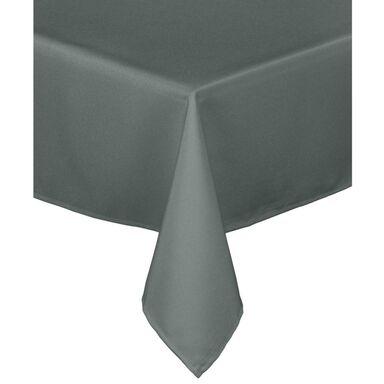 Obrus na stół Lukrecja 110 x 160 cm ciemnoszary