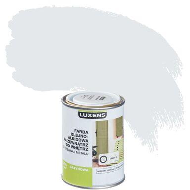 Emalia OLEJNO-ALKIDOWA 0,25 l Granit 6 LUXENS
