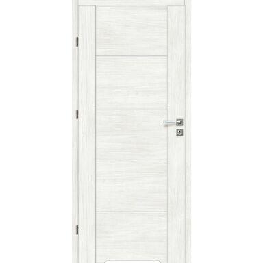 Skrzydło drzwiowe z podcięciem wentylacyjnym MALIBU Bianco 80 Lewe ARTENS