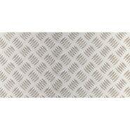 Blacha tłoczona 250 x 500 x 2 mm aluminiowa połysk GAH ALBERTS