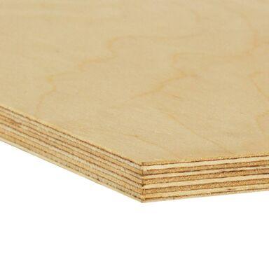Sklejka drewniana wodoodporna 4 mm 80 x 40 cm BIURO STYL