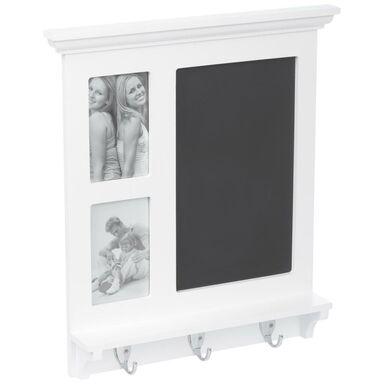 Półka TABLICA Biała 40 x 41,5 cm DURALINE DURALINE