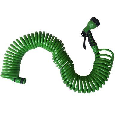 Wąż ogrodowy z armaturą SPRING WATER 11 mm x 15 m GEOLIA