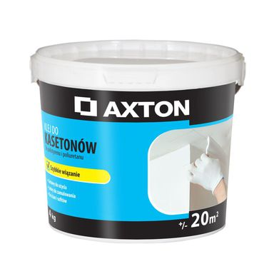 Klej do styropianu 4 kg AXTON