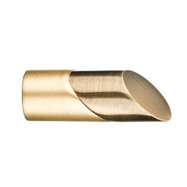 Końcówka do karnisza QUANTUM FALKO antyczne złoto 16 mm