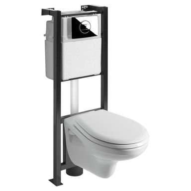 Wc bidet leroy merlin finest pack wc suspendu bti mur for Wc bidet leroy merlin