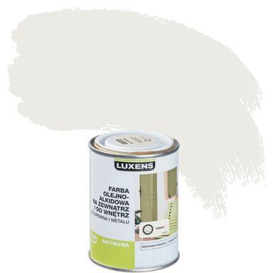 Emalia OLEJNO-ALKIDOWA 0,25 l Cream 3 LUXENS