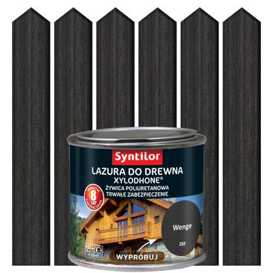 Lazura do drewna XYLODHONE HP 0.12 l  Wenge SYNTILOR