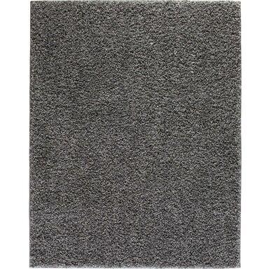Dywan LUMINI stalowy 50 x 90 cm wys. runa 40 mm INSPIRE