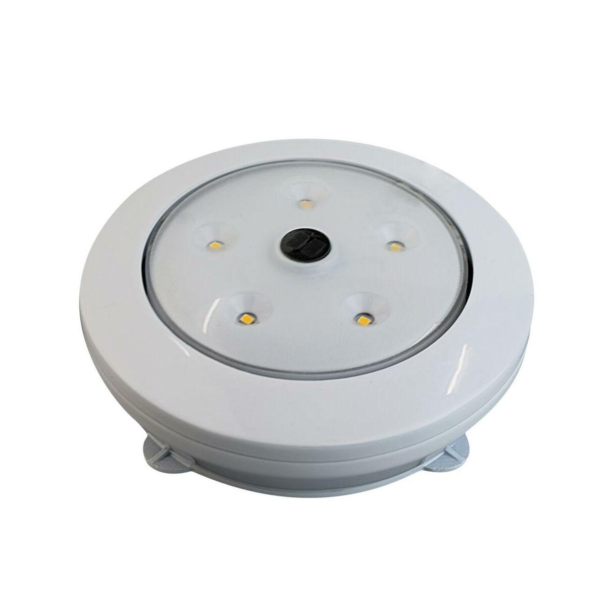 Lampka Led Tana Na Baterie 8 6 X 3 5 Cm 45 Lm Inspire Oswietlenie Wnetrza Szafek W Atrakcyjnej Cenie W Sklepach Leroy Merlin