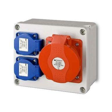 Rozdzielnica elektryczna bez wyposażenia RS2X2P + Z16A / 5 ELEKTRO-PLAST