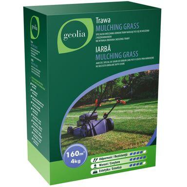 Trawa uniwersalna MULCHING GRASS 4 kg GEOLIA