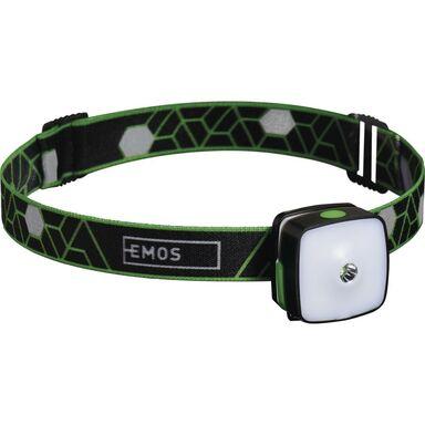 Latarka CZOŁOWA LED CREE 3W+SMD EMOS