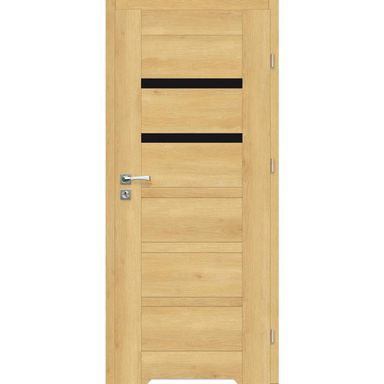 Skrzydło drzwiowe ETNA NERO 90 Prawe ARTENS