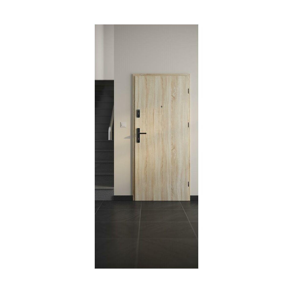 Drzwi Wejsciowe Hektor 32 Dab Sonoma 80 Prawe Domidor Drzwi Zewnetrzne Do Mieszkania W Atrakcyjnej Cenie W Sklepach Leroy Merlin