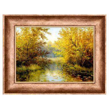 Obraz SADZAWKA 60 x 50 cm
