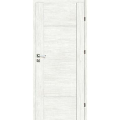 Skrzydło drzwiowe pełne Malibu Bianco 80 Prawe Artens