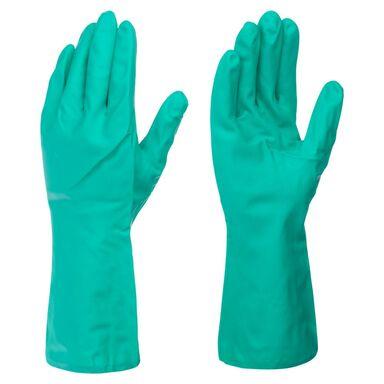Rękawice ochronne nitrylowe r. 10 DEXTER