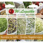 Zestaw regenerujący nasiona na kiełki W. LEGUTKO