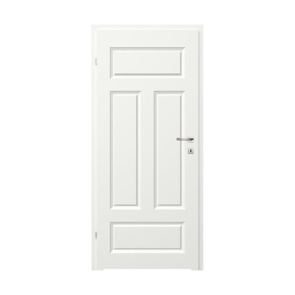 Skrzydlo Drzwiowe Z Podcieciem Wentylacyjnym Morano I Biale 70 Lewe Classen Drzwi Wewnetrzne W Atrakcyjnej Cenie W Sklepach Leroy Merlin