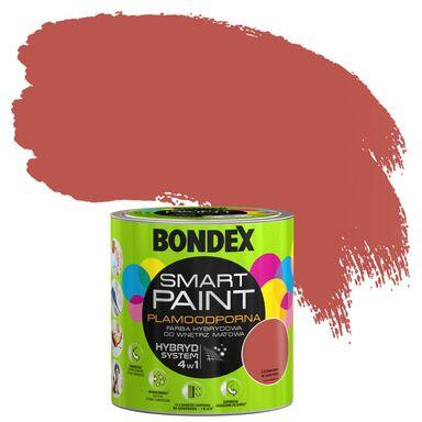 Farba wewnętrzna SMART PAINT 2.5 l Czerwony w sam raz BONDEX