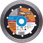 Tarcza diamentowa 200 x 25.4 mm DO GRESU DEXTER