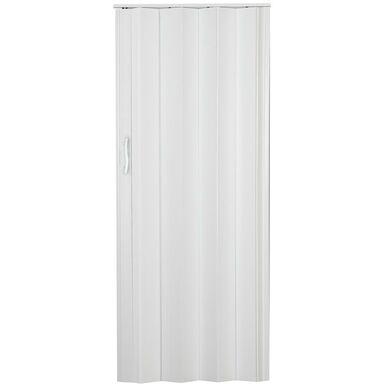 Drzwi harmonijkowe ST3 Białe Standom
