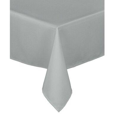 Obrus na stół LUKRECJA 110 x 160 cm jasnoszary