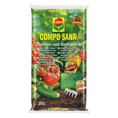 Podłoże do warzyw 20 l COMPO SANA