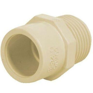 Złączka PVC KW3/4''-GZ3/4'' USTM