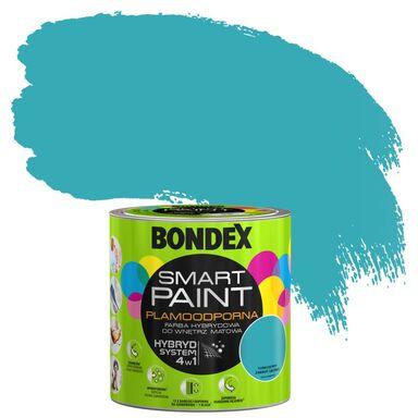 Farba wewnętrzna SMART 2,5 l Turkusowy zawrót głowy BONDEX