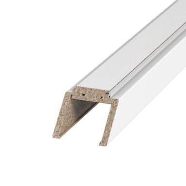 Belka górna ościeżnicy regulowanej Trim Tablica 90 Biała 140 - 160 mm Porta