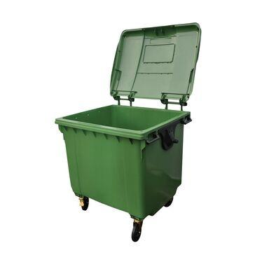 Pojemnik na odpady szklane MGB 1100L zielony ESE