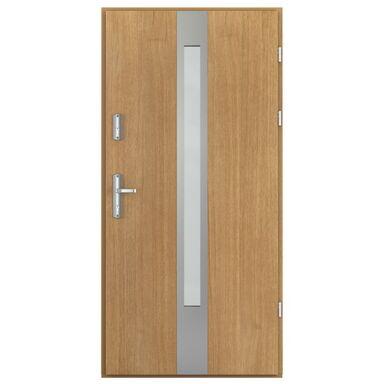 Drzwi zewnętrzne stalowe Artic Passive C.1 dąb winchester 90 prawe Porta