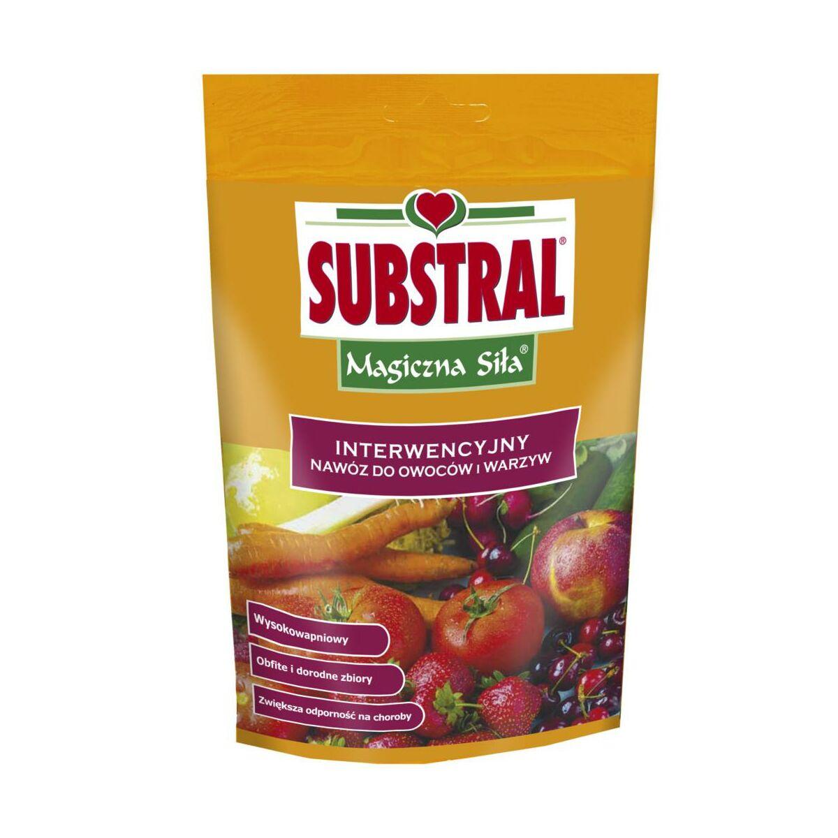 Nawóz do warzyw i owoców MAGICZNA SIŁA 0,3 kg SUBSTRAL