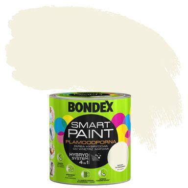 Farba wewnętrzna SMART 2.5 l Beżowy do kwadratu BONDEX