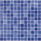 Mozaika Fog Cobalt Blue 31.6 x 31.6 Alttoglass