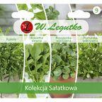 Sałata kolekcja nasion tradycyjnych W. LEGUTKO